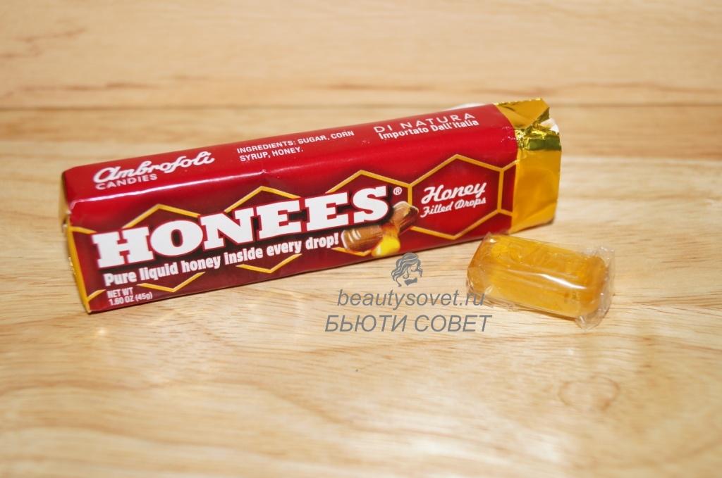 Honees, Медовые леденцы