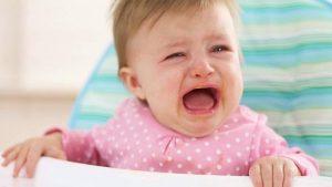 недостаток внимания малыш