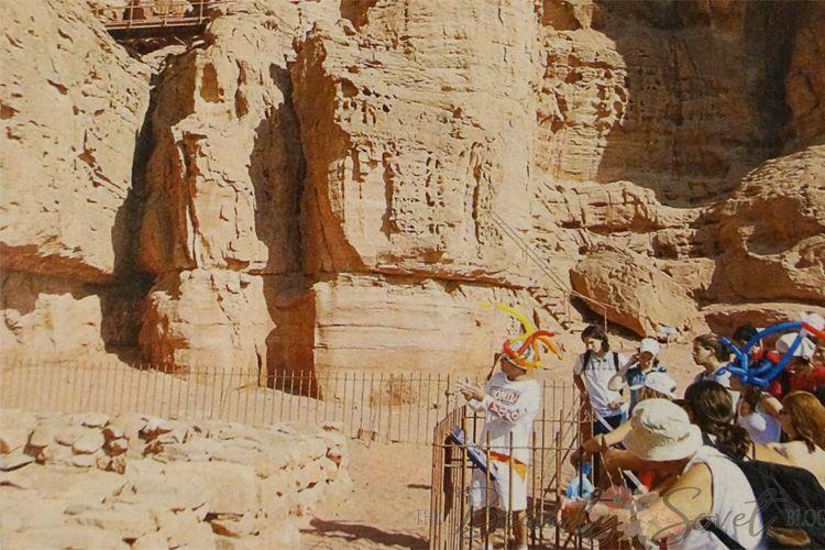Парк Тимна - бывшие медные копи царя Соломона