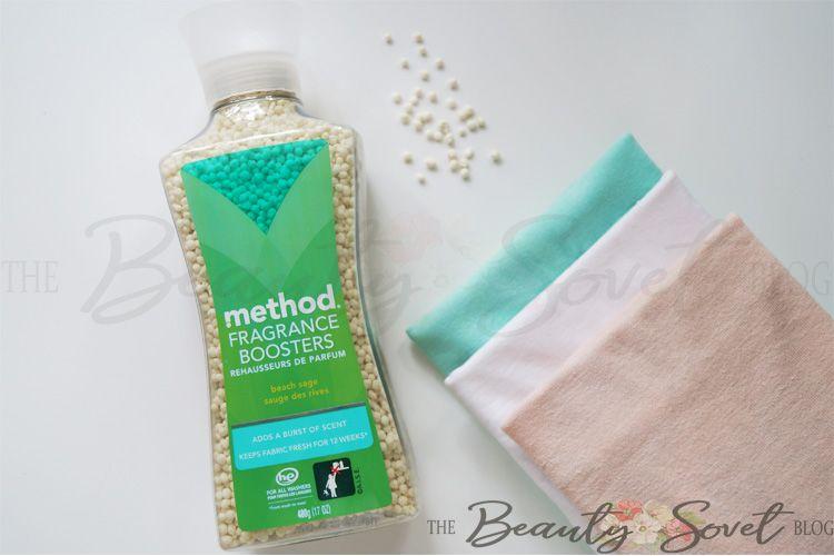 Method пляжный шалфей, отзыв и фото